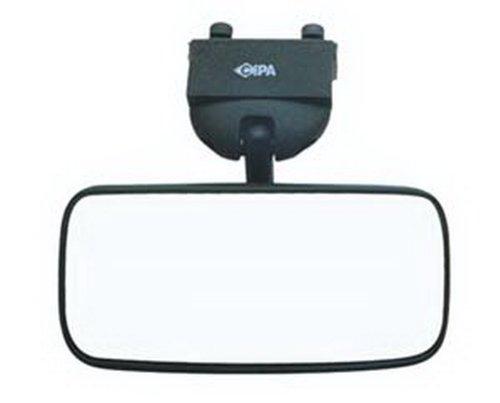 "CIPA 11071 Concept II 4"" x 8"" Marine Mirror"