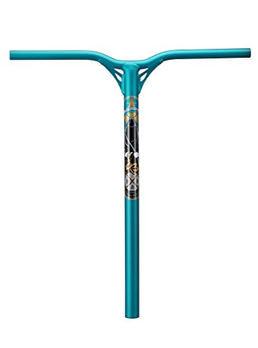 Envy V2 Reaper Scooter Bar - Smoke Blue 650mm