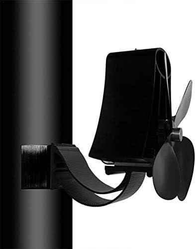 Depruies Kamin-Ventilator mit 4 Lüfter-Blättern