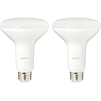 Amazonbasics 65 Watt Equivalent Soft White Dimmable Br30 Led