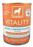 Dogswell Vitality Canned Dog Food Case Duck, My Pet Supplies
