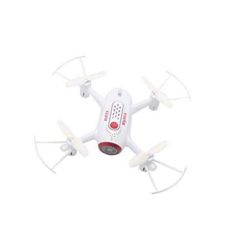 Liobaba For Syma X22W 2.4G Selfie RC Drone Quadcopter With Wifi FPV Camera Real Time Headless Mode Altitude Hold 360°Flip For Kids Gift