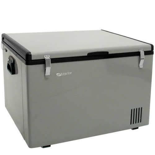 (EdgeStar FP630 Portable Refrigerator or Freezer - 63 Qt. AC/DC)