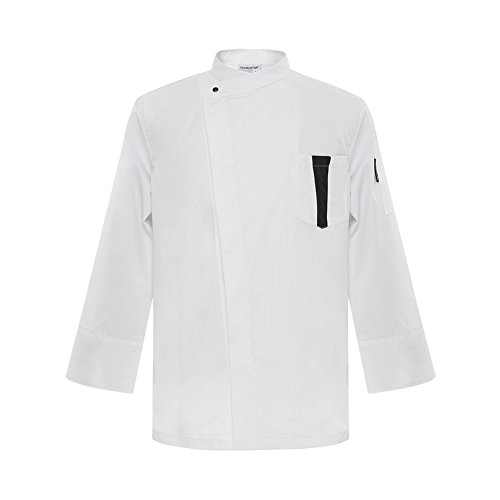 XINFU Chef's Uniform Kitchen Clothes Air Series Comfortable and Breathable Fashion Atmosphere by XINFU