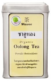 Wawee Organic Oolong Tea 50g. Product of Thailand