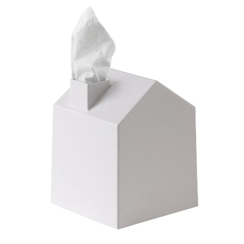 Umbra Casa Tissue Box Cover, White 31dJF1DN4EL