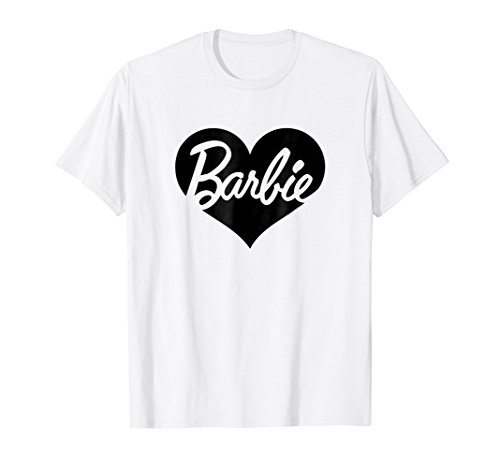 (Barbie Heart T-Shirt)