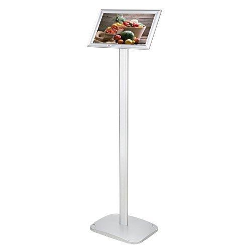 Voilamart Pedestal Sign Holder, 11.8