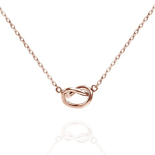Rose Gold Knot - 5