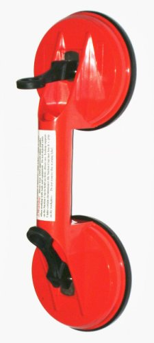 Dual Locking Suction 2 Cup Dent Puller - 125 Lbs Capacity