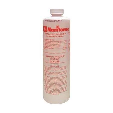 Manitowoc Ice 000005164, Sanitizer Lbls for I