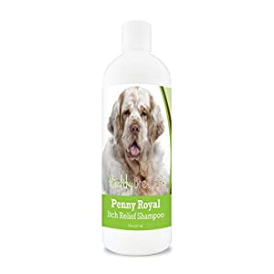 Healthy Breeds Penny Royal Itch Relief Shampoo 23