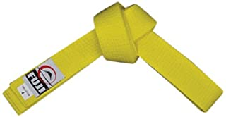 Fuji Sports Belt, Yellow, 5 (B00GII02W4) | Amazon price