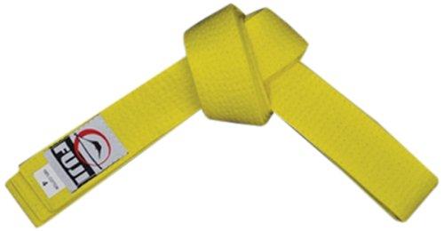 Fuji Sports Belt, Yellow, 5