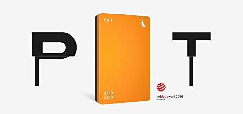 Angelbird SSD2go PKT - 256 GB Orange by Angelbird