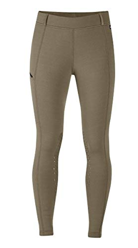 Kerrits Powerstretch Pocket Tight II Kneepatch Stone Size: Extra Small