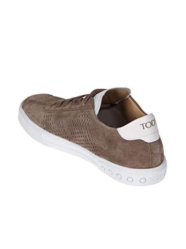 Camoscio Sneakers Marrone Xxm0xy0x990eyd56ff Tod's Uomo zqfx1f8BZ