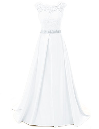 JAEDEN Wedding Dress for Bride Lace Bride Dress Belt for sale  Delivered anywhere in Canada