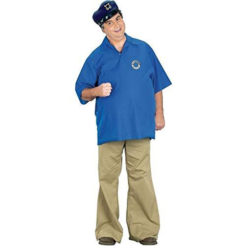 FunWorld Skipper Costume, Blue, One size -