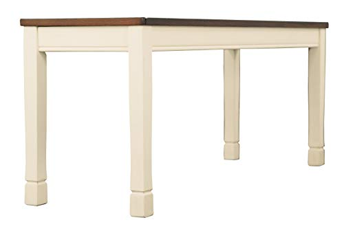 home, kitchen, furniture, kitchen, dining room furniture,  table benches 10 on sale Signature Design by Ashley - Whitesburg Large Dining Room in USA