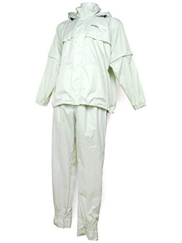 イグニオ(IGNIO) メンズ レインウェア ゴルフウェア (IG-1R1055S) ライトグレー Mメンズ