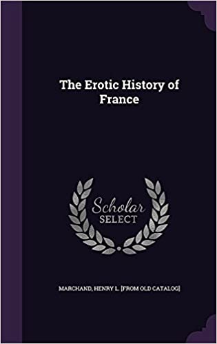 Book The Erotic History of France