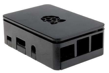 NeeGo Raspberry Pi 3 B+ (B Plus) Basic Kit Pi Barebones Computer Motherboard with 64bit Quad Core CPU & 1GB RAM, Black Pi3 Case, 2.5A Power Supply & Heatsink 2-Pack by NeeGo (Image #4)