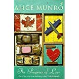 The Progress Of Love by Munro, Alice (1996) Paperback