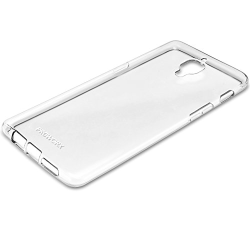 Ultra Clear Soft Silicone Gel TPU Shockproof Case For OnePlus 3 - 7