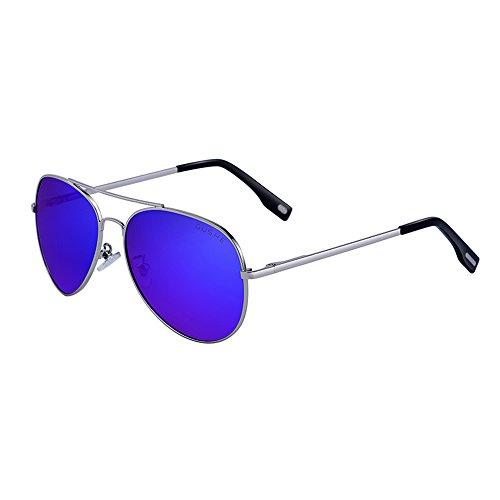 ZHIRONG sol sol al que de aire polarizadas de libre Gafas luz de viaje Gafas de Gafas hombres 06 de moda 06 conducen Color qrEprw