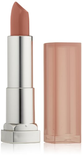 Maybelline New York Color Sensational The Buffs Lip Color, Nude Lust, 0.15 Ounce