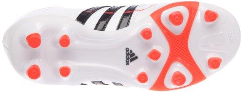 adidas 11Nova TRX FG J, Schuh Jungen Fußball - Weiß - Blanc (Blacou/noir1/for ne)