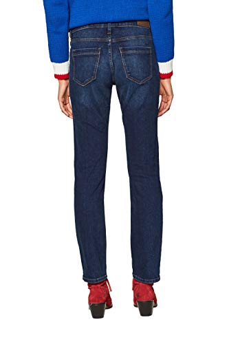 Jeans Blu Straight Esprit Dark Donna 901 blue Wash PH6wxn1