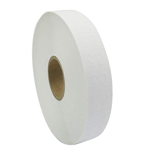 - Amram 2 Line Price Marking Labels, White, 1 Sleeve of 25,000 labels (10 Rolls, 2,500 Labels Per Roll) for Monarch 1130. Includes 1 replacement Ink roller.