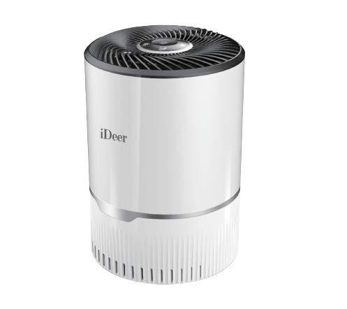 空気清浄機 空気清浄器 静音 生活臭 花粉 PM2.5 iDeer Life