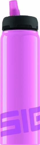 SIGG Active Top Water Bottle, Pink, - Bottle Active Top