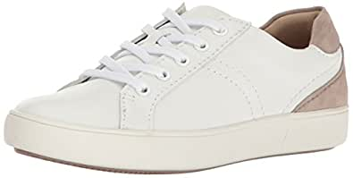 Naturalizer Women's Morrison Fashion Sneaker, White, 4 M US