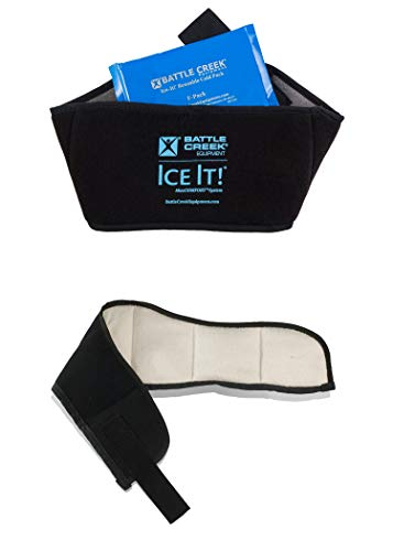 - Battle Creek Ice It! Neck Pain Kit - with Moist Heat and Cold Therapy