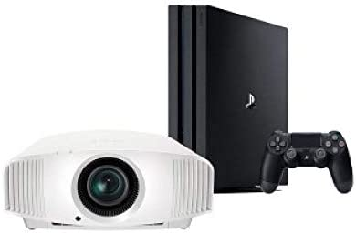 Sony VPL-VW270ES SXRD - Proyector 3D (1500 lúmenes, 1500 lúmenes, 4096 x 2160 4K Playstation 4 Pro, 1500 lúmenes, Color Blanco): Sony: Amazon.es: Informática