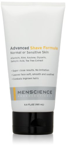 MenScience Androceuticals Advanced Shave Formula, 5.6 fl. oz.