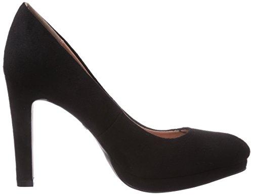 Buffalo P1804a black Scarpe 01 H748 nero Col Tacco Donna Nero 1 arwRqxEFa