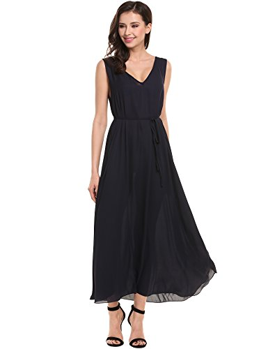 Buy maxi dress and belt - 2