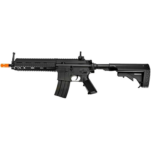 (BBTac Airsoft Rifle M804 416 Full & Semi Auto Electric Gun AEG Shoots 6mm BBS)