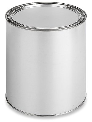 Empty GAL Paint Can, Pack of 34