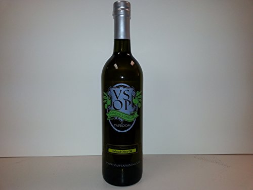 VSOP Organic Persian Lime Infused Extra Virgin Olive Oil (750 ml / 25.36)