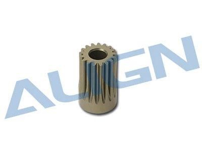 Align Pinion Gear - Align Motor Pinion Gear 17T: 550E