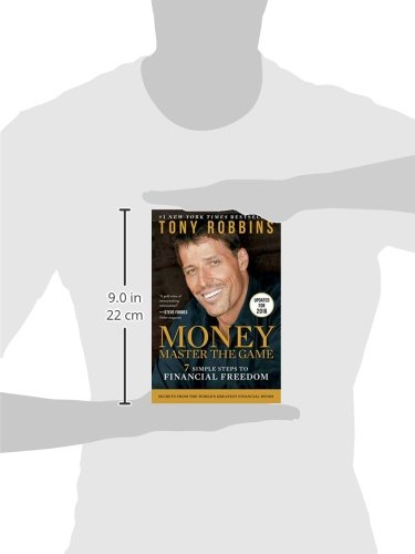 MONEY Master the Game: 7 Simple Steps to Financial Freedom: Tony ...