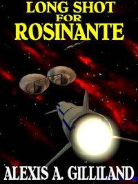 book cover of Long Shot for Rosinante