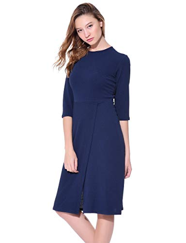 AARA Synthetic a-line Dress