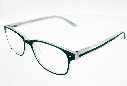 160f5af6ea8 I NEED YOU Fashion Reading Glasses Green For Men   Women - Full Rim Eyewear  Designer